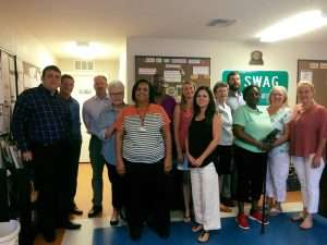 CHILD Center Board Meets for First Time