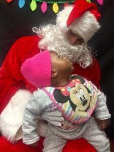 Holiday Party for Children in Our Regular Programming