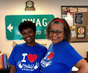 Meet our new SWAG Family Resource Center Manager