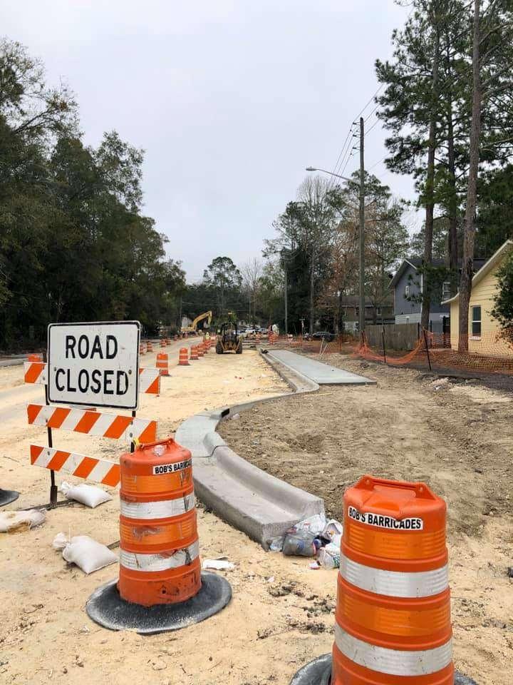 Sidewalks Coming to Linton Oaks!
