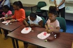 February Children's Dental Health Event