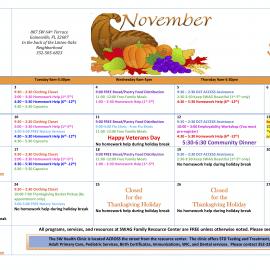 The November 2020 Calendar is Available