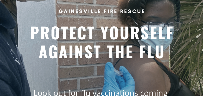 Free Flu Shot Clinic Scheduled for November 11 at SWAG